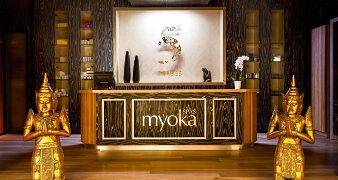 Spa Days: Myoka 5 Senses Spa,Malta