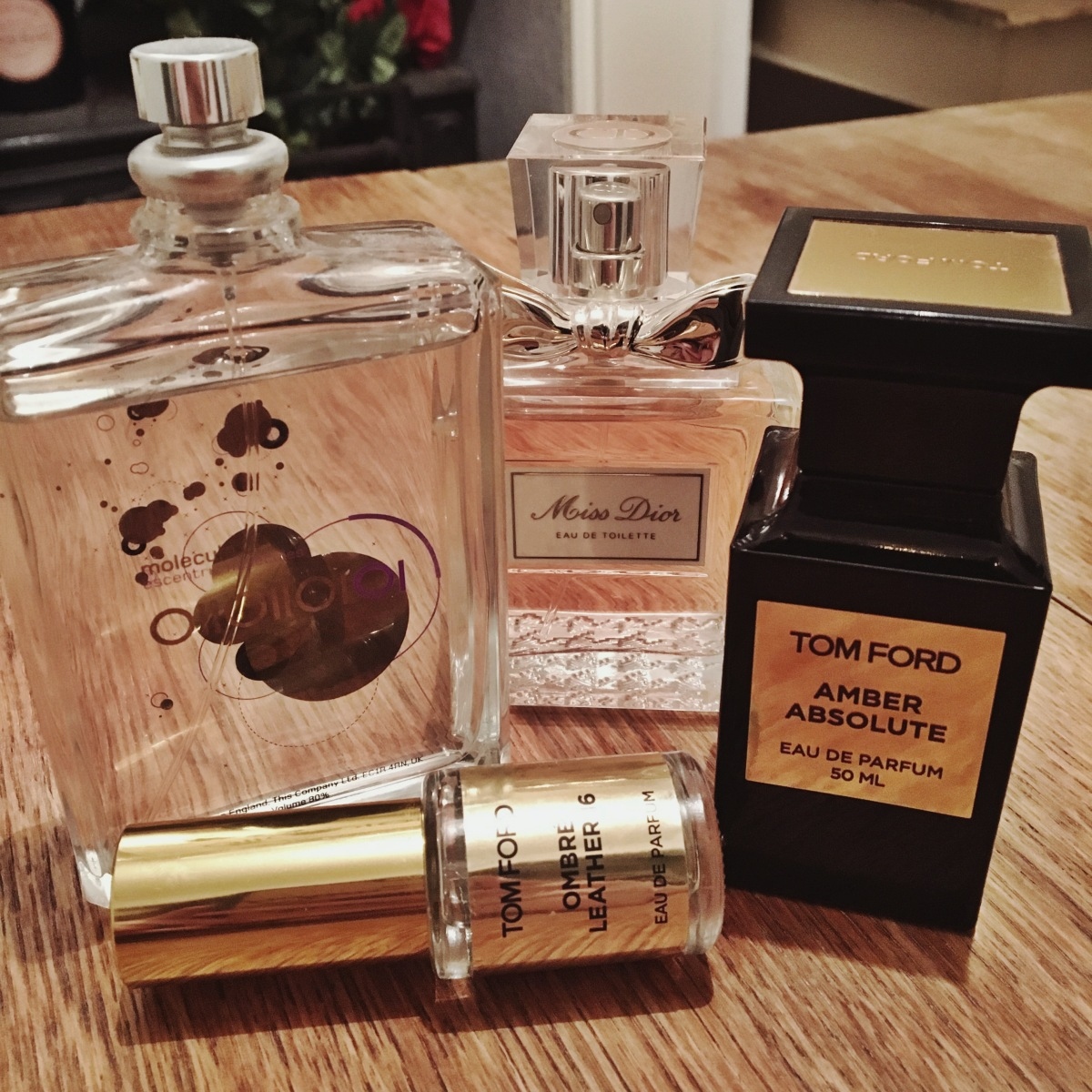 National Fragrance Day #ScentMemories
