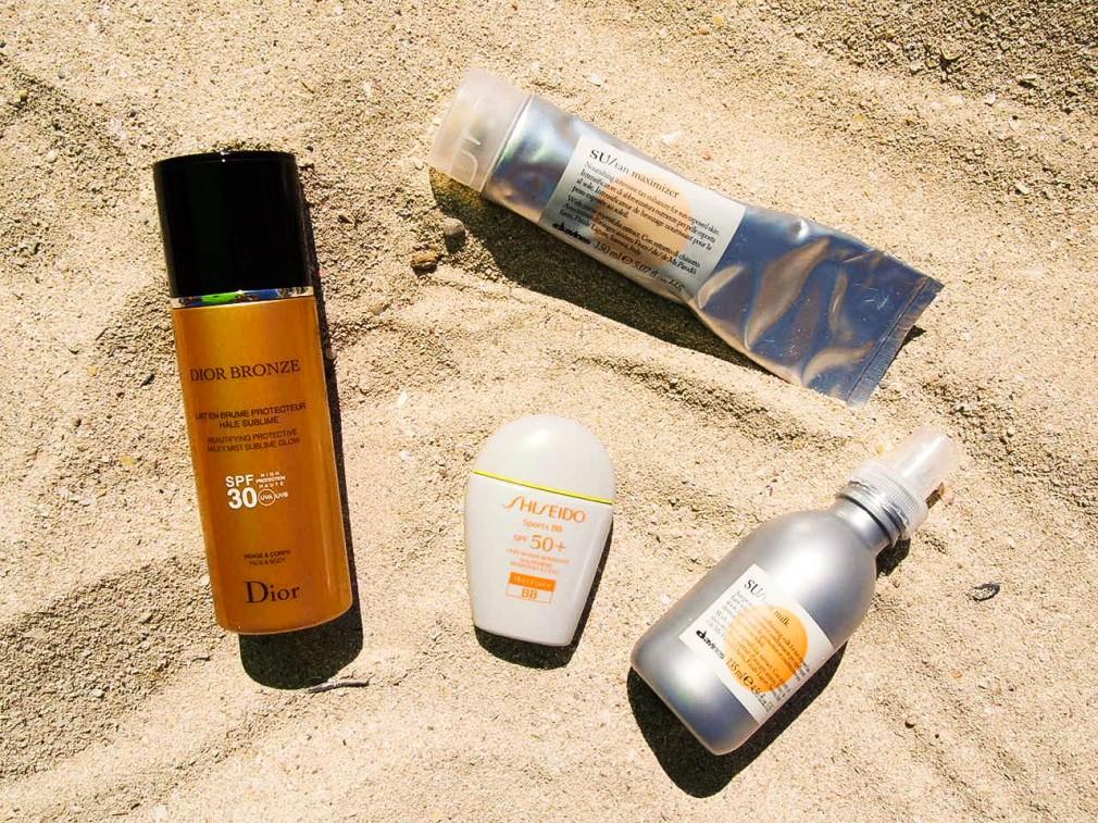 Running In Glass Shoes: Beach Beauty Essentials