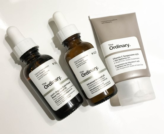 City Break Beauty The Ordinary