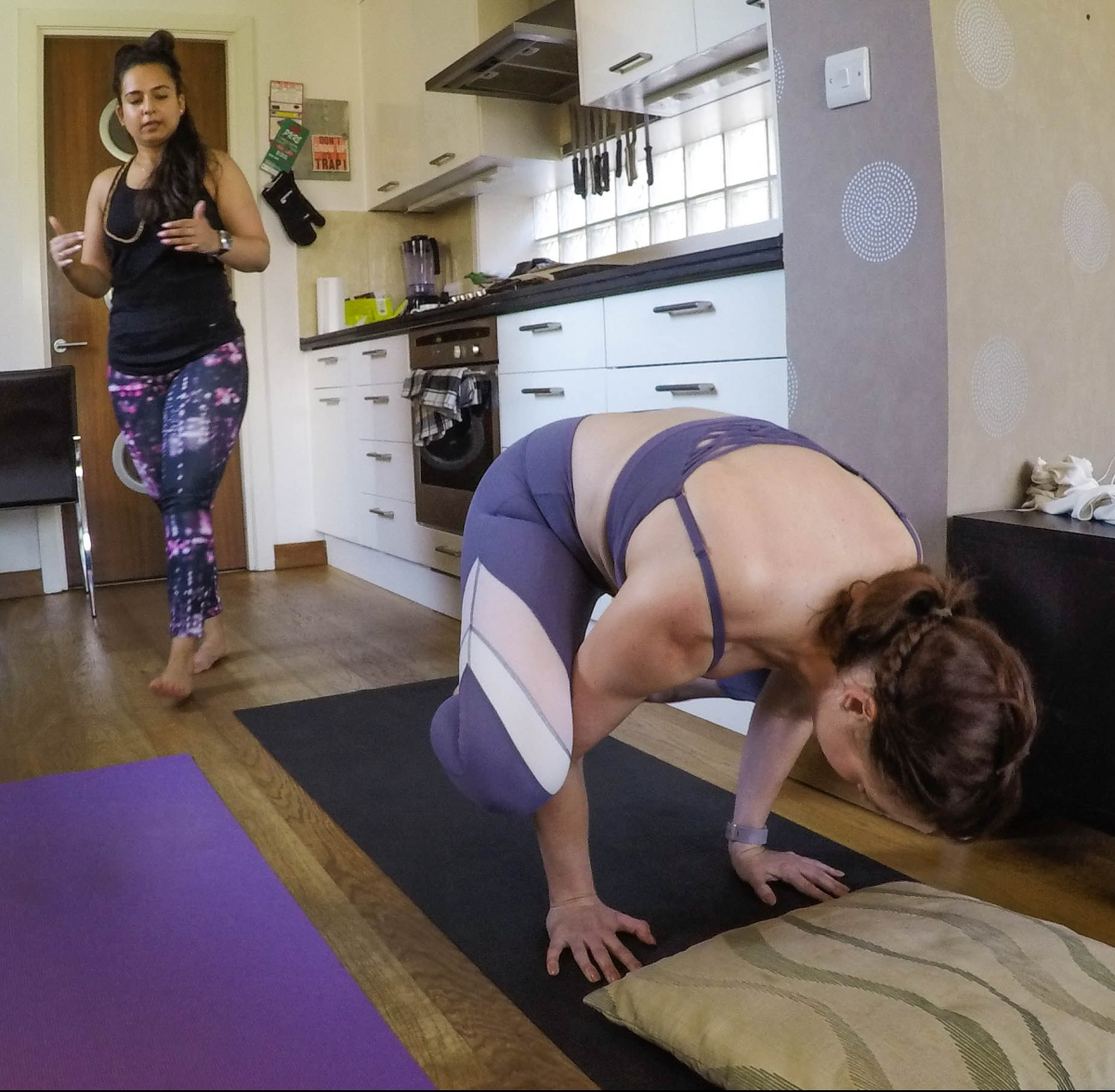 At Home Yoga With Yogassential