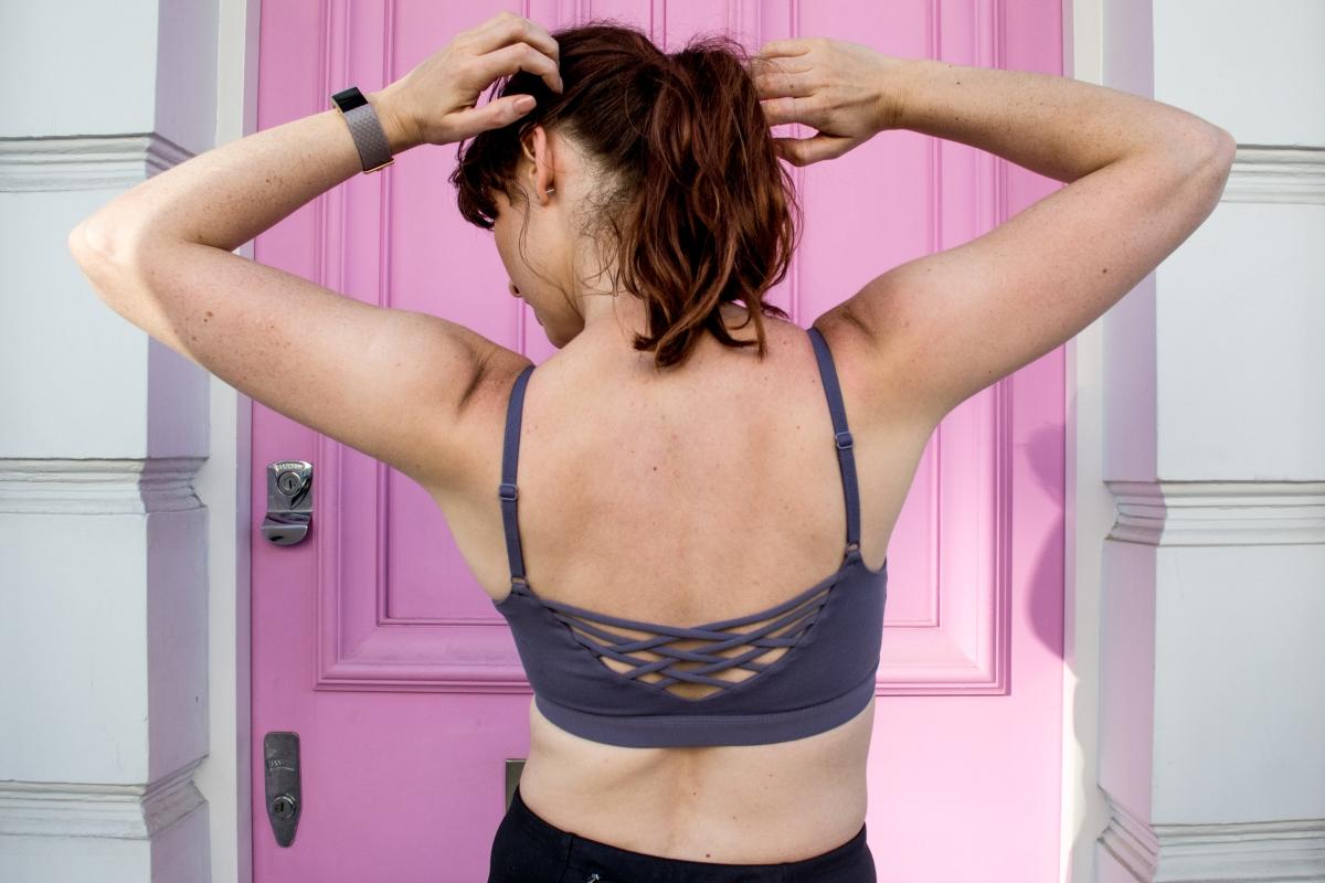 Bikini Fitness Goal: Month 1 Check In
