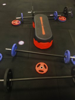 Running In Glass Shoes F45 Training Review Weights