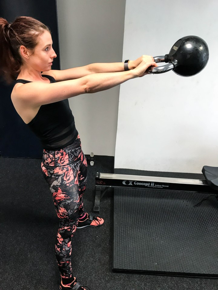 Running In Glass Shoes Fitness Blog Kettlebell Conditioning Workout
