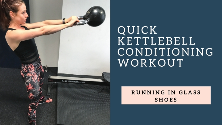 Kettlebell Conditioning Workout
