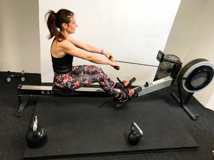 Running In Glass Shoes Fitness Blog 60 second Rowing