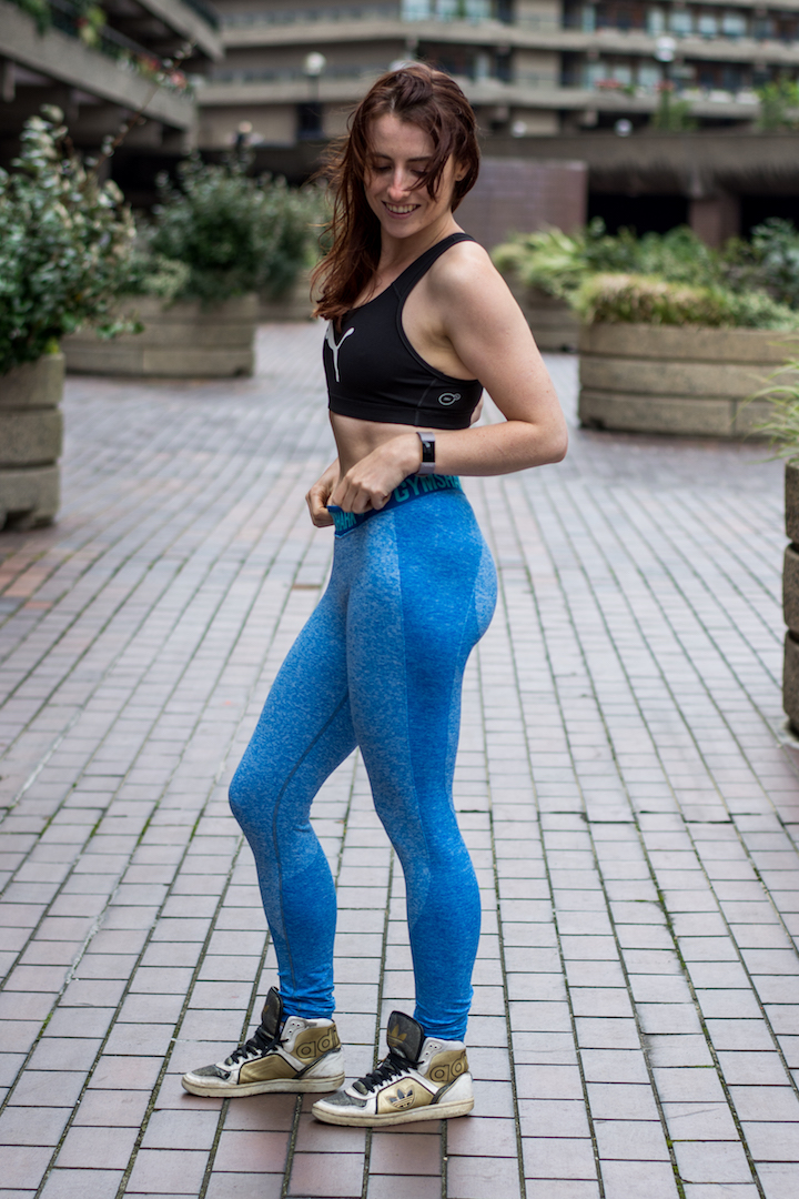 Running In Glass Shoes Bikini Fitness Goal Check In Month 5