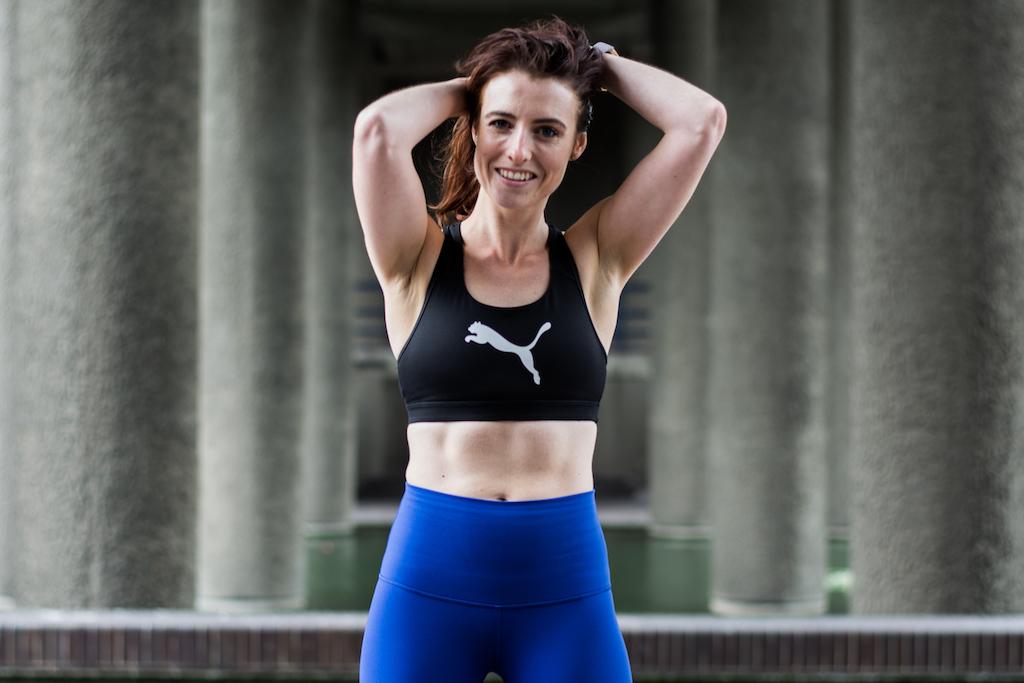 Running In Glass Shoes Fitness Blog Bikini Fitness Goal