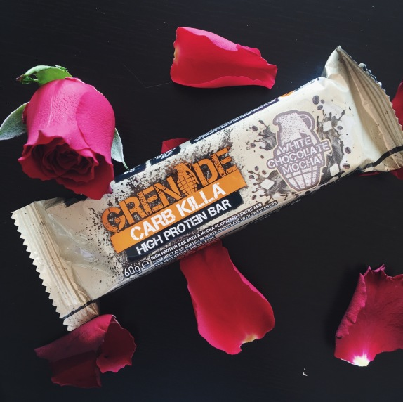 Fitness Valentine's Day Gift Guide Grenade Bar