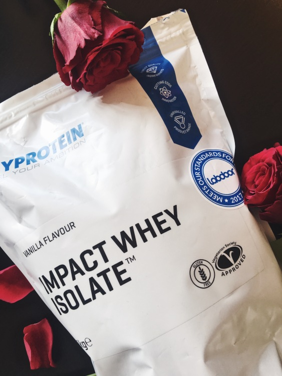 Fitness Valentine's Day Gift Guide Protein Powder