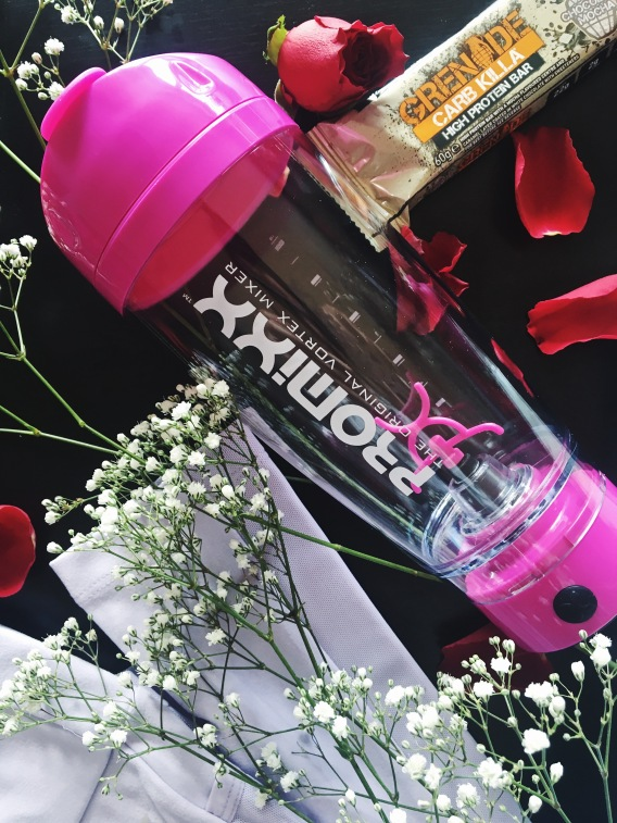 Fitness Valentine's Day Gift Guide PROMiXX