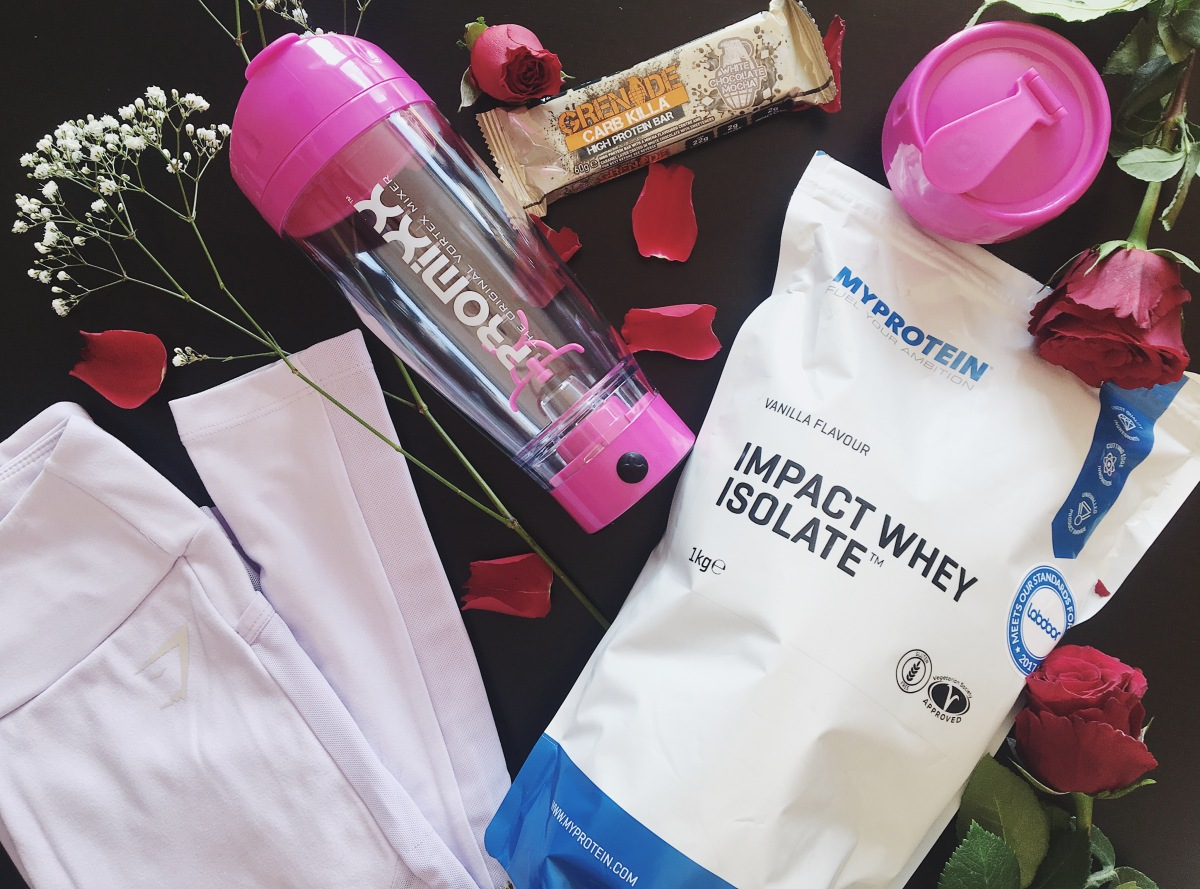 Valentine's For Your Fitness Girlfriend​