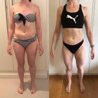 Bikini Fitness Goal Check In: Month 8